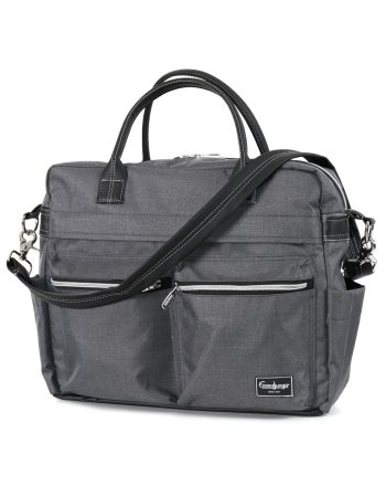 Emmaljunga Stelleveske Travel Lounge Grey
