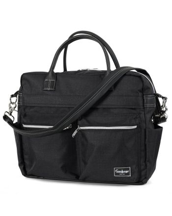 Emmaljunga Stelleveske Travel Lounge Black