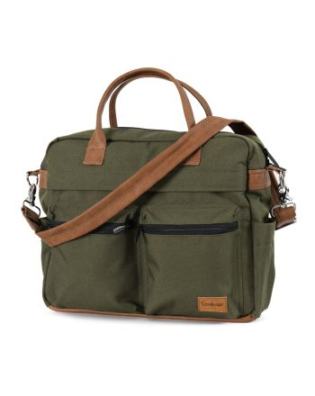 Emmaljunga Stelleveske Travel Outdoor Olive