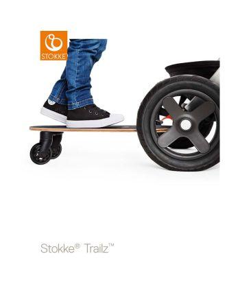 Søskenbrett til Stokke® Trailz™ barnevogn