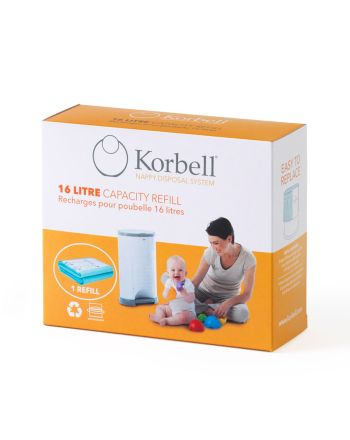 Refill 3-pk, Korbell