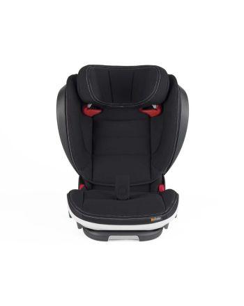 Bilstol, iZi Flex FIX i-size, Besafe, Premium Car interior Black
