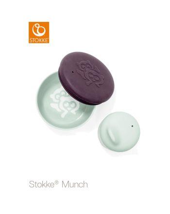 Stokke® Munch snack pack, Soft mint