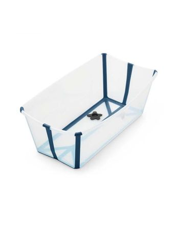 Stokke® Flexi Bath, Transparent Blue