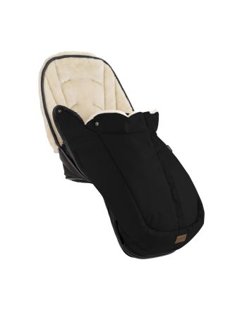Emmaljunga NXT Ergo Winter Seat Liner, Outdoor Black