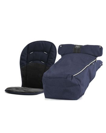 Kjørepose, Emmaljunga, Ergo, Lounge Navy