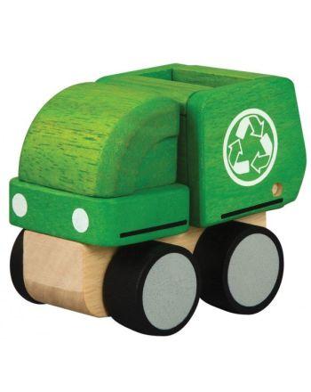 Leke, Mini søppelbil, Plantoys