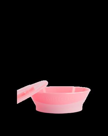 Tallerken, Twistshake, Pastell Rosa