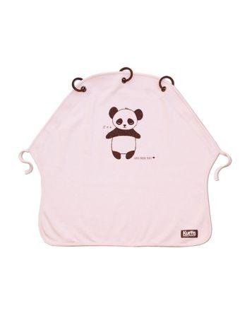 Kurtis Solskjerming til vogn, Panda Rose