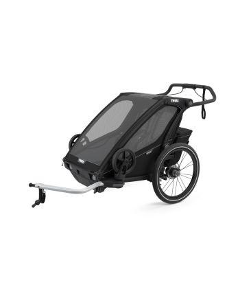 Sykkelvogn, Thule, Chariot Sport 2, Midnight Black