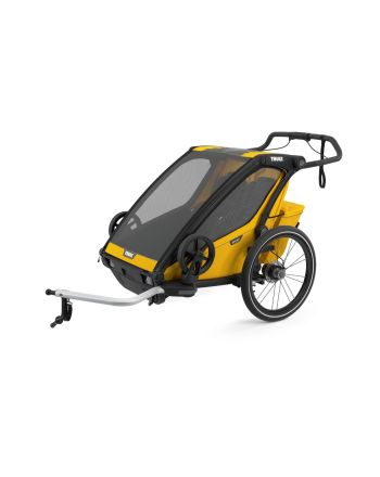Sykkelvogn, Thule, Chariot Sport 2, Spectra Yellow