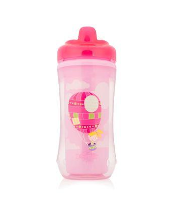 Drikkeflaske, Dr.Brown - Rosa, 300ml