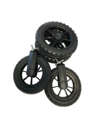 Hjulpakke - Emmaljunga - AIR Outdoor Duo S (4 stk)