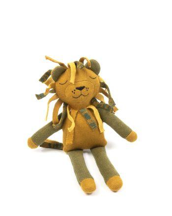 Smallstuff, Leo The Lion, Hazel