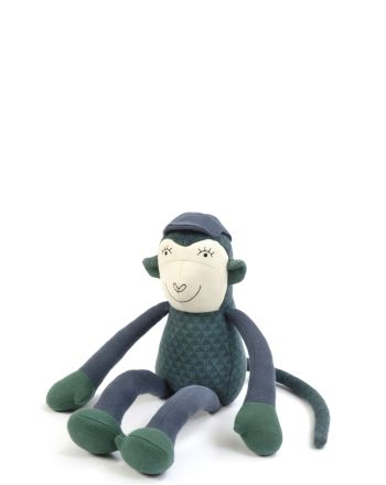 Smallstuff, Monkey Simon, Blue/Green