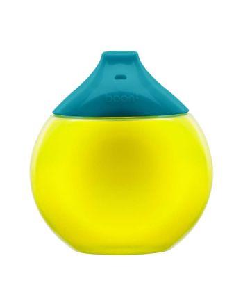 Boon Fluid drikkekopp, teal/yellow
