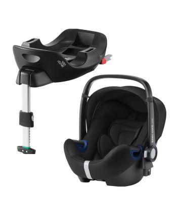 Britax Baby-Safe² i-size inkl. i-size flex base, Cosmos Black