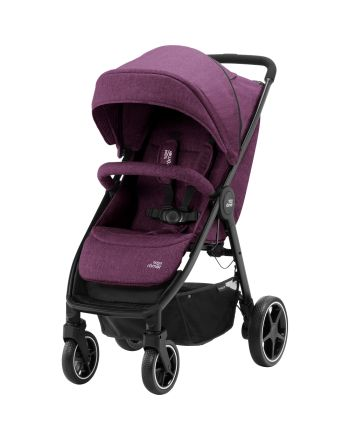 Britax B-Agile M, Navy inc Cherry Wine