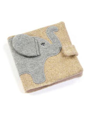 Smallstuff, Fotobok Elefant, Beige