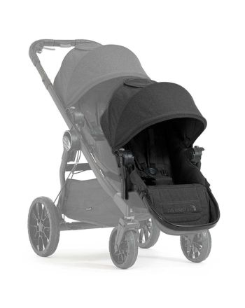Baby Jogger City Select LUX søskensete, granite