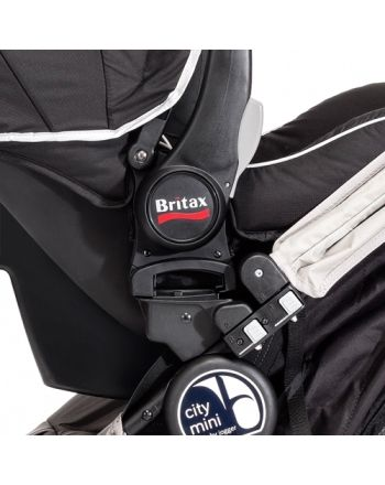 Baby Jogger, Adapter (Britax) - City Mini/Mini GT/Elite/Summit