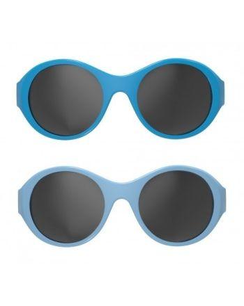 MOKKI Solbriller 0-2 År- Blå 2pk
