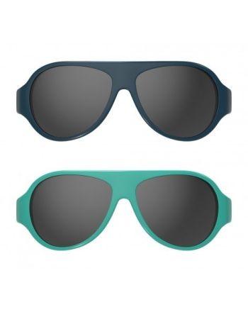 MOOKI Solbriller- 2-5 År - Blå, 2pk