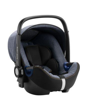 Bilstol, Baby-Safe² i-size, Britax, Blue Marble, 40-83 cm