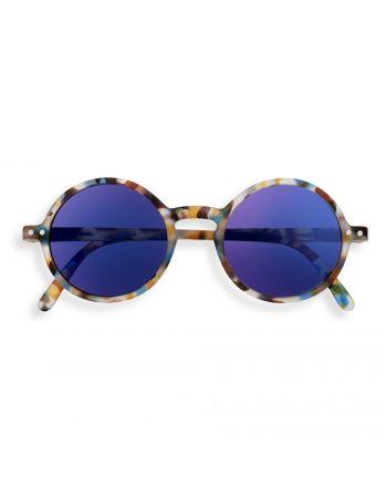 IZIPIZI® #G Sun Junior solbriller 5-10 år, Blue Tortoise