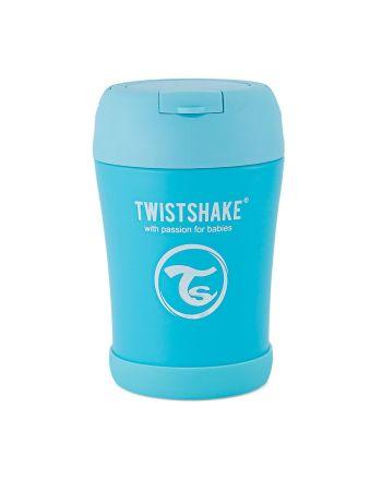 Mattermos, Twistshake, Pastel Blue, 350ml
