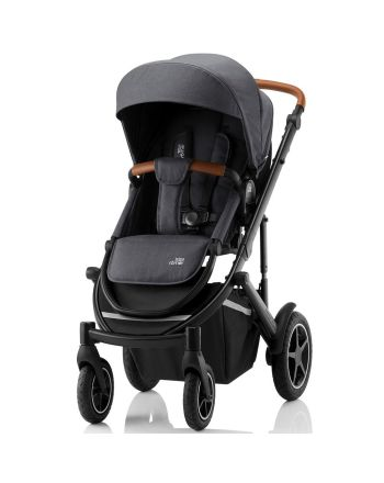 Barnevogn, Britax Smile III, Midnight Grey
