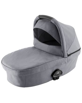 Hardbag, Britax Smile III, Frost Grey, Black Handle
