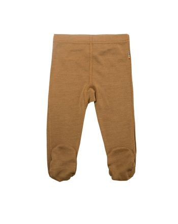 Joha - Leggings w/foot - Cinnamon