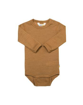 Joha - Body w/ long sleeves - Cinnammon