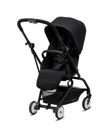 Cybex, Eezy S Twist 2 - Deep Black