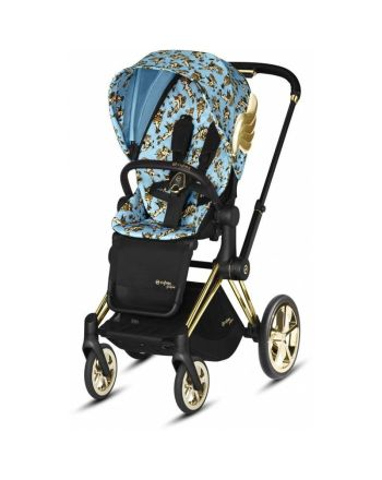 Cybex, Priam - Jeremy Scott Wings, Cherub Blue