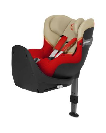 Bilstol, Cybex, Sirona S i-Size Autumn Gold Burnt Red