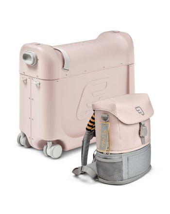 Stokke, Reisesett med Bedbox+ Crew Backpack - Pink/pink