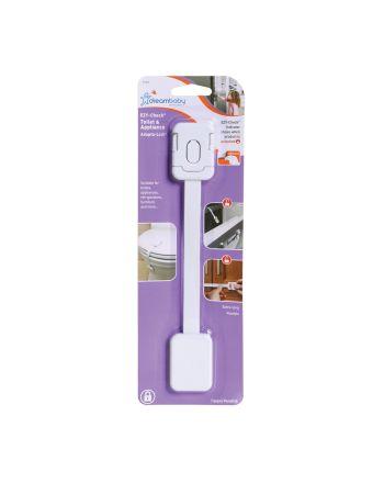 EZY-Check® toalettsikring, Dreambaby, hvit