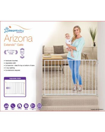 Dreambaby Arizona sikkerhetsgrind