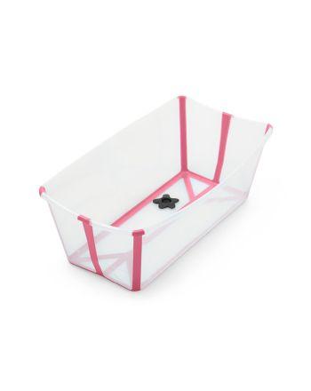 Stokke® Flexi Bath, Transparent Pink