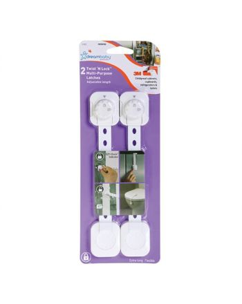 Multi-purpose Twist `n lock, Dreambaby