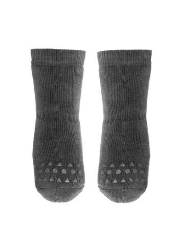 Antiskli sokker, GoBabyGo, Dark Grey