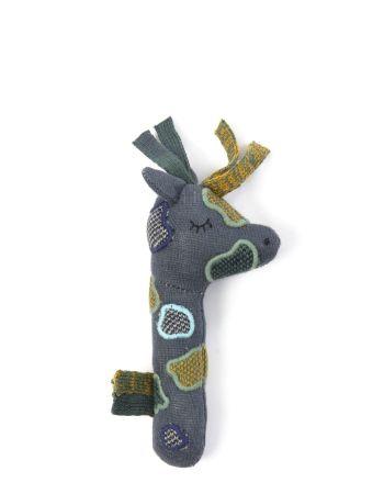 Smallstuff, Maracas, Giraff - Blue/Mulit