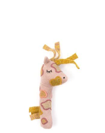 Smallstuff, Maracas, Giraff - Gold/Mulit