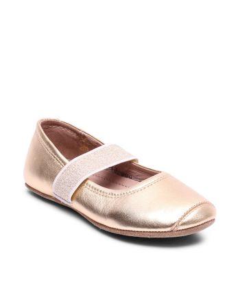 Ballettsko, Bisgaard, Gold