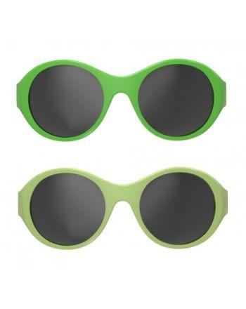 MOKKI Solbriller 0-2 År- Grønn 2pk
