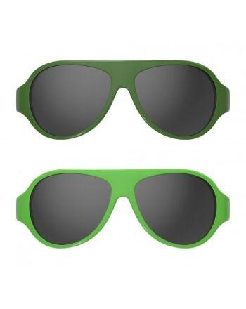 MOKKI Solbriller - 2-5 År - Grønn