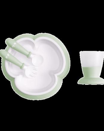 Barneservice, BabyBjørn, Blekgrønn