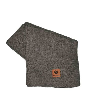 Easygrow Grandma Wave Blanket, Dark Grey